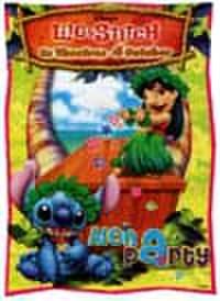 タイチラシ0790: Lilo & Stitch Aloha Party
