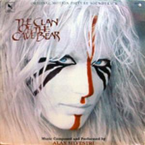 LPレコード439: THE CLAN OF THE CAVE BEAR(輸入盤・ジャケット穴あり)
