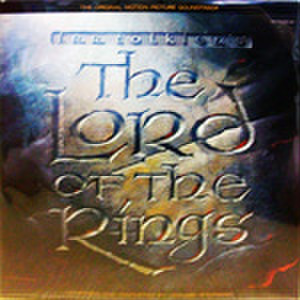 LPレコード295: 指輪物語(輸入盤)