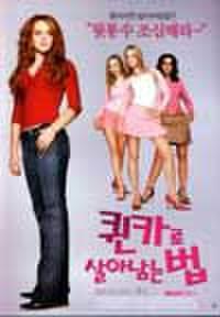 韓国チラシ499: ミーン・ガールズ