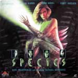 レーザーディスク505: スピーシーズ 種の起源<ワイド>