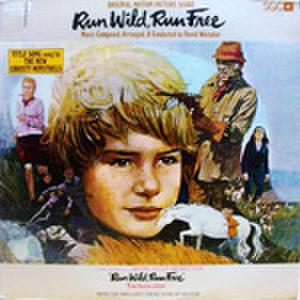 LPレコード374: 野にかける白い馬のように(輸入盤・ジャケット切込みあり)