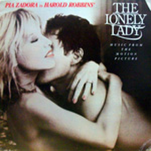 LPレコード382: NELY LADY(輸入盤・ジャケット角欠損角折れあり)
