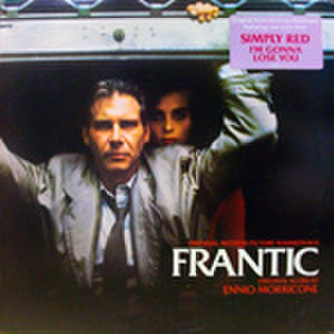 LPレコード264: フランティック(輸入盤)