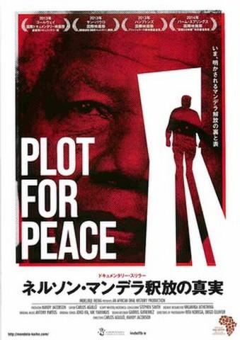 映画チラシ: ネルソン・マンデラ釈放の真実