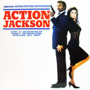 LPレコード577: アクション・ジャクソン 大都会最前線(輸入盤)