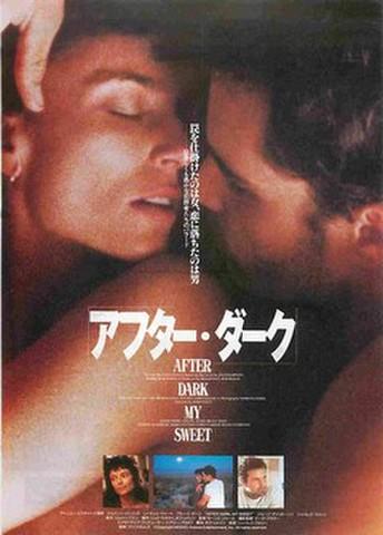 映画チラシ: アフター・ダーク