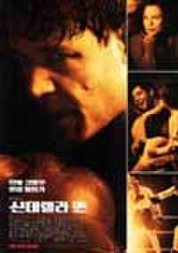 韓国チラシ706: シンデレラ・マン