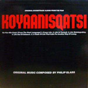 LPレコード521: コヤニスカッティ(輸入盤)