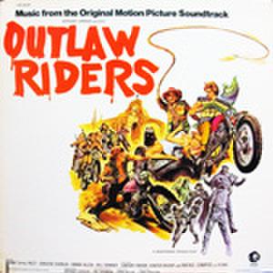 LPレコード566: OUTLAW RIDERS(輸入盤・ジャケット切込みあり)