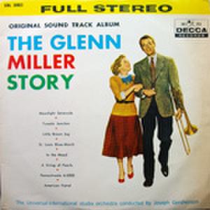 LPレコード602: グレン・ミラー物語(17cm LP)