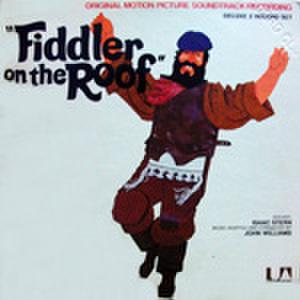 LPレコード289: 屋根の上のバイオリン弾き(輸入盤)