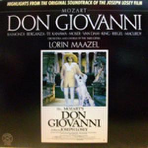 LPレコード455: ドン・ジョヴァンニ(輸入盤)
