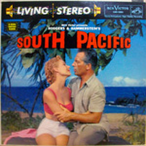 LPレコード317: 南太平洋(輸入盤)