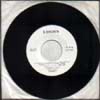 EPレコード068: 007 サンダーボール作戦(見本盤・ジャケなし)