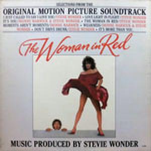 LPレコード185: ウーマン・イン・レッド