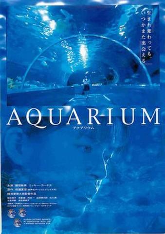 映画チラシ: アクアリウム