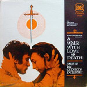 LPレコード443: 愛と死の果てるまで(輸入盤)