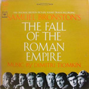 LPレコード268: ローマ帝国の滅亡(輸入盤)