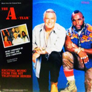 LPレコード457: 特攻野郎Aチーム(輸入盤・ジャケット汚れテープ補修あり)