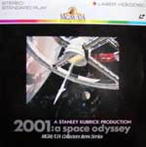 レーザーディスク240: 2001年宇宙の旅