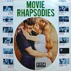 LPレコード065: MOVIE RHAPSODIES エデンの東/愛情物語/ライムライト/禁じられた遊び/シェーン/黄金の腕/他