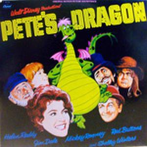 LPレコード281: ピートとドラゴン(輸入盤)