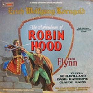 LPレコード361: ロビンフッドの冒険(輸入盤)