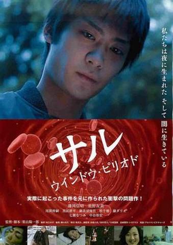 映画チラシ: サル ウインドウ・ピリオド