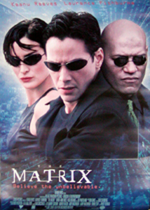 映画ポスター0271: マトリックス