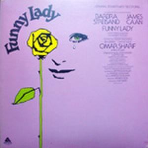 LPレコード169: ファニー・レディ(輸入盤)