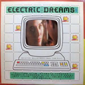 LPレコード183: エレクトリック・ドリーム(輸入盤)
