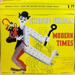 LPレコード336: モダン・タイムス(輸入盤・ジャケット角欠損あり)