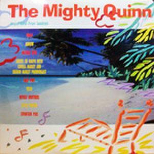 LPレコード308: 刑事クイン 妖術師の島(輸入盤・ジャケットシワ角落ちあり)