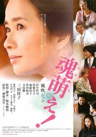 映画チラシ: 魂萌え!(アップ)