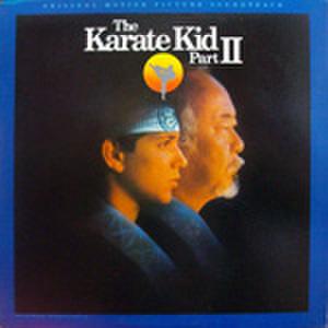 LPレコード189: ベスト・キッド2(レンタル落ち)