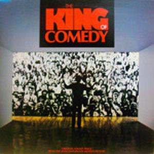 LPレコード129: キング・オブ・コメディ(輸入盤・ジャケットエッジシワあり)