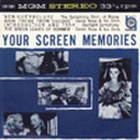 EPレコード175: YOUR SCREEN MEMORIES ベン・ハー/栄光への脱出/風と共に去りぬ/アラモ