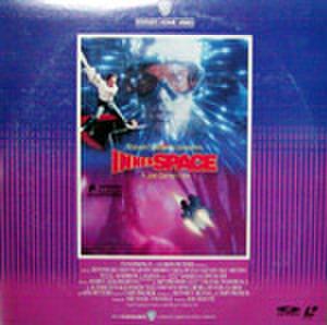 レーザーディスク032: インナースペース