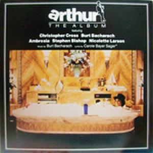 LPレコード574: ミスター・アーサー(輸入盤)