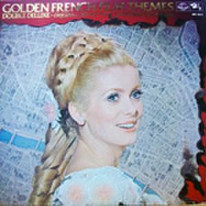 LPレコード745: GOLDEN FRENCH FILM THEMES さらば夏の日/雨の訪問者/シェルブールの雨傘/シドニー/スエーデンの城/他