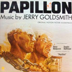 LPレコード241: パピヨン(輸入盤)