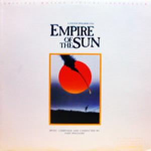 LPレコード392: 太陽の帝国(輸入盤)