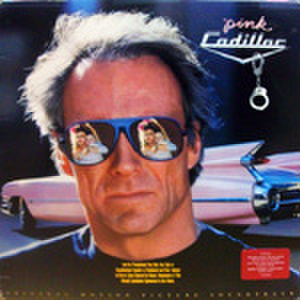 LPレコード278: ピンク・キャデラック(輸入盤・ジャケットテープ補修あり)