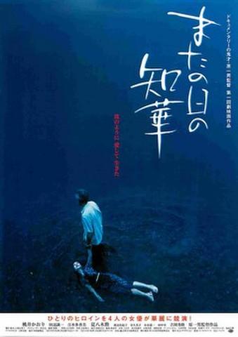 映画チラシ: またの日の、知華(裏面左上:コメント3件)