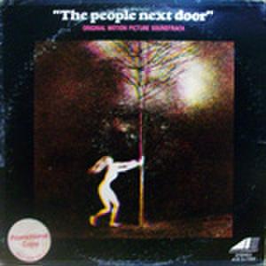 LPレコード287: The People Next Door(輸入盤・ジャケットテープ補修あり)