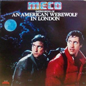LPレコード331: 狼男アメリカン(輸入盤)