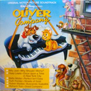 LPレコード548: オリバー ニューヨーク子猫ものがたり(輸入盤)