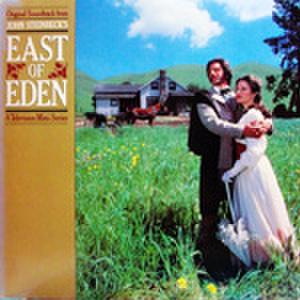 LPレコード590: エデンの東 A Television Mini-Series(輸入盤・ジャケットヤケあり)
