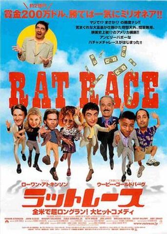 映画チラシ: ラットレース